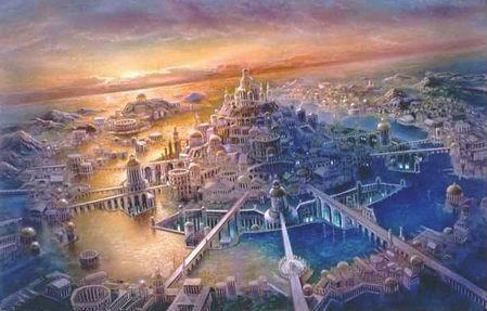 La Atlántida - El Edén de Platón - Mentes Curiosas