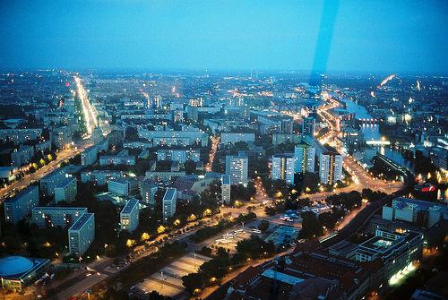 Descripción Berlin-este