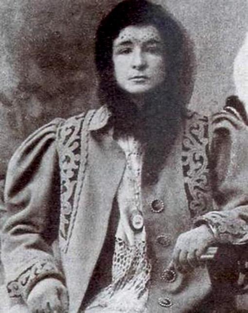 Enriqueta Marti Vampira