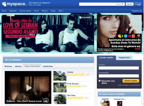 MySpace_2009