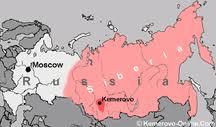 Rusia zona de Almastis