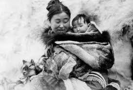 mujer inuits