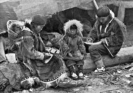 trajes inuits