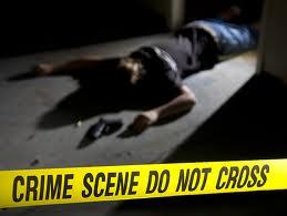 imagen de un crimen
