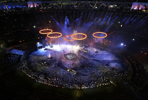 Ceremonia Inaugural Juegos Olímpicos de Londres