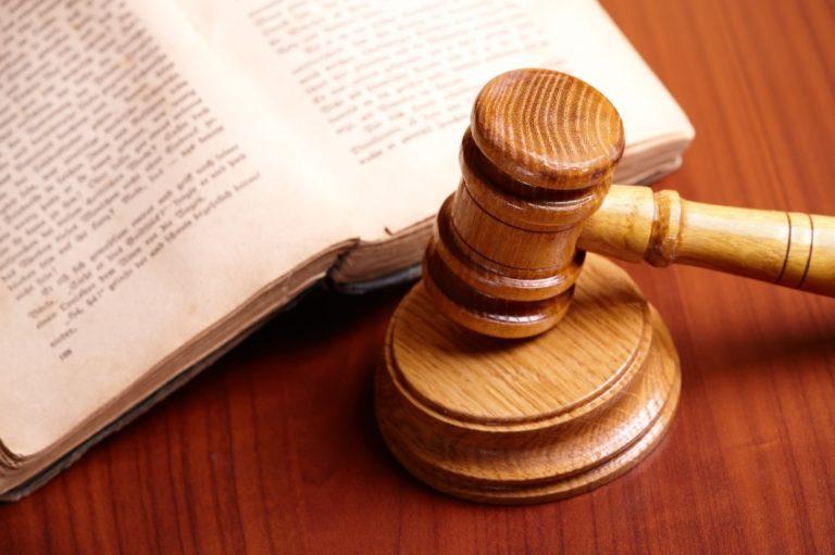 Los jueces se mojan