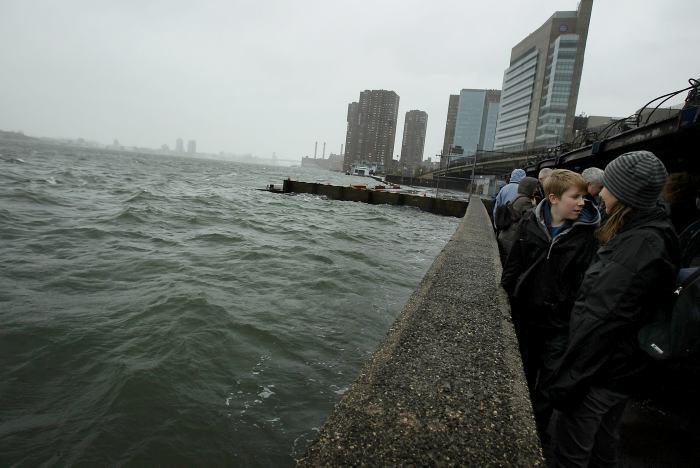 Fenómenos climáticos del 2012