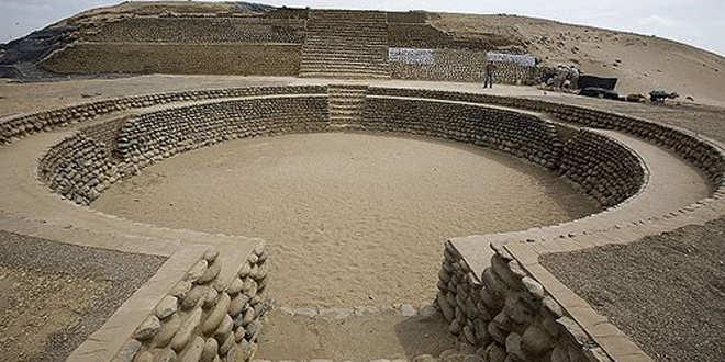 Descubren un fogón de 5.000 años en Perú