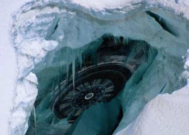 Podría haber vida extraterrestre la Antártida