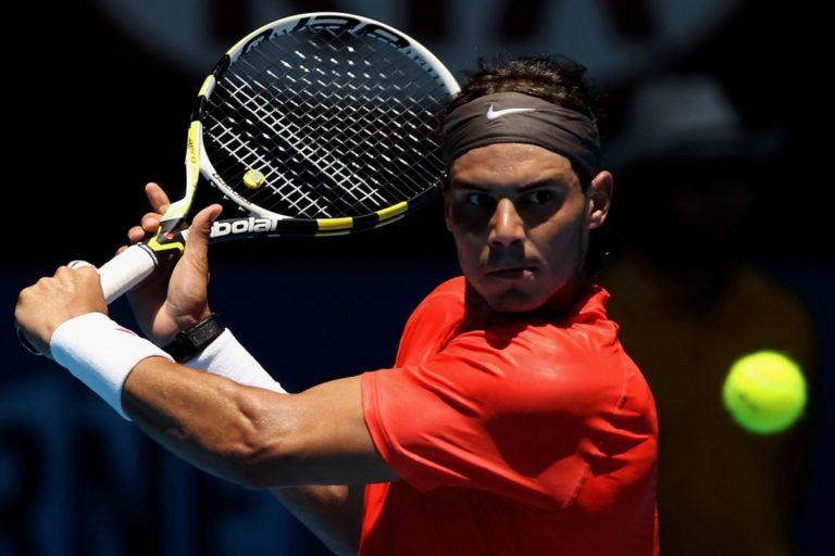 La nueva e increíble raqueta de Rafa Nadal