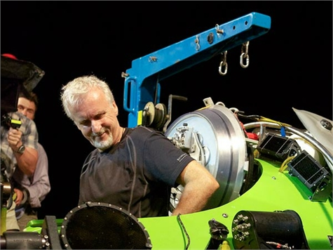 Deepsea Challenger James Cameron
