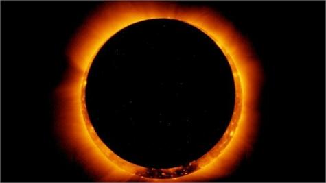 Eclipse anular 2013