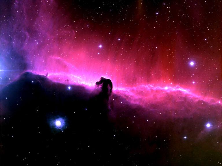 """La nebulosa """"Cabeza de Caballo"""""""