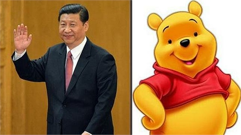 Winnie Pooh censura