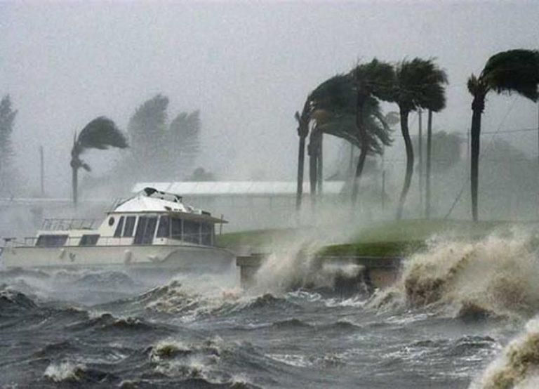 Se esperan cinco grandes ciclones hasta 2018