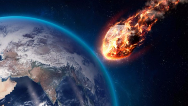 Un enorme asteroide se acercará a la Tierra a fin de mes