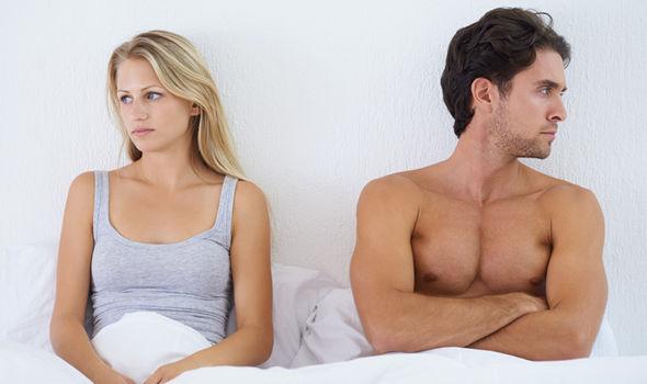 Las causas más comunes para no tener sexo