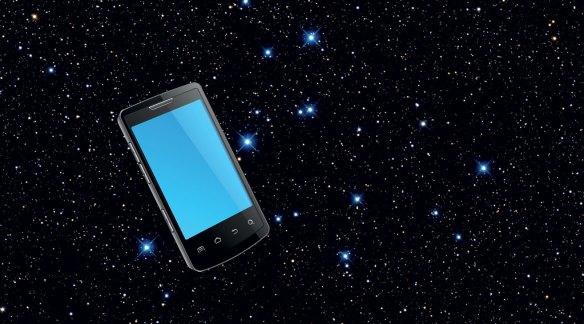 La NASA envía smartphones Android al espacio