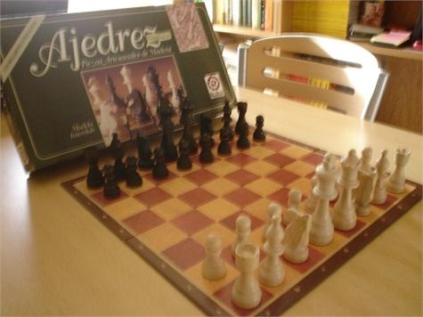 ajedrez ciencia