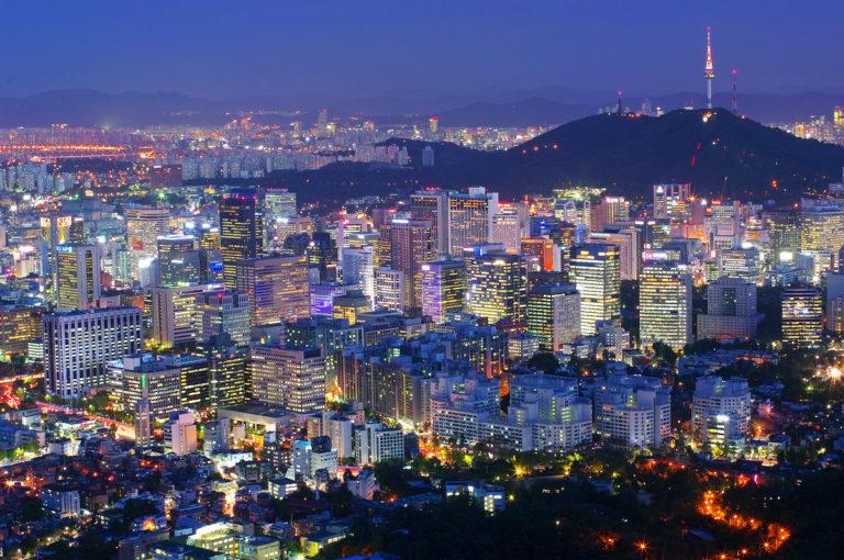 Seúl, la ciudad con la conexión más rápida a Internet