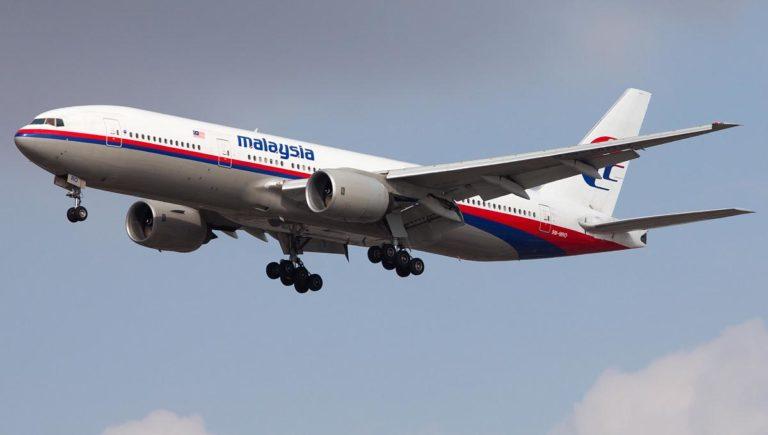 El vuelo MH370 cayó en el Índico