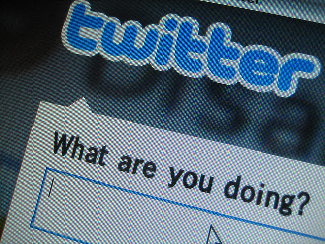 prevenir delitos con Twitter