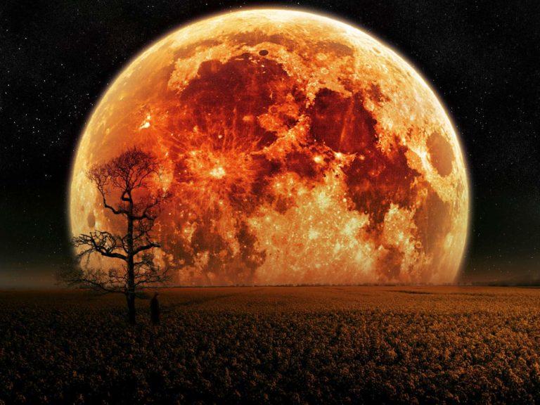 La Luna de Sangre marca la Semana Santa 2014
